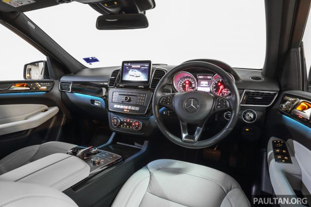 Mercedes-Benz GLE 400 4Matic Malaysia 14