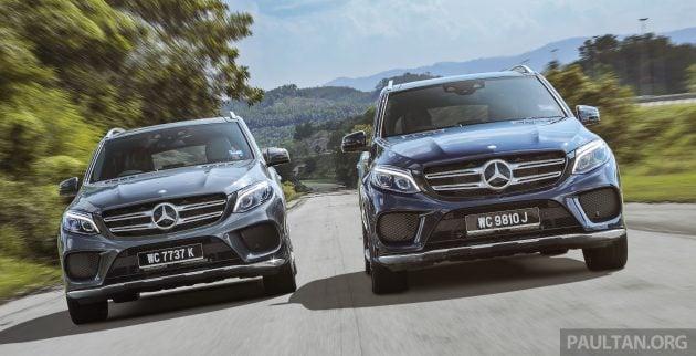 Mercedes GLE 400 Malaysia 008