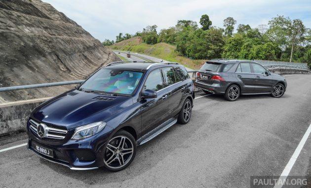 Mercedes GLE 400 Malaysia 010
