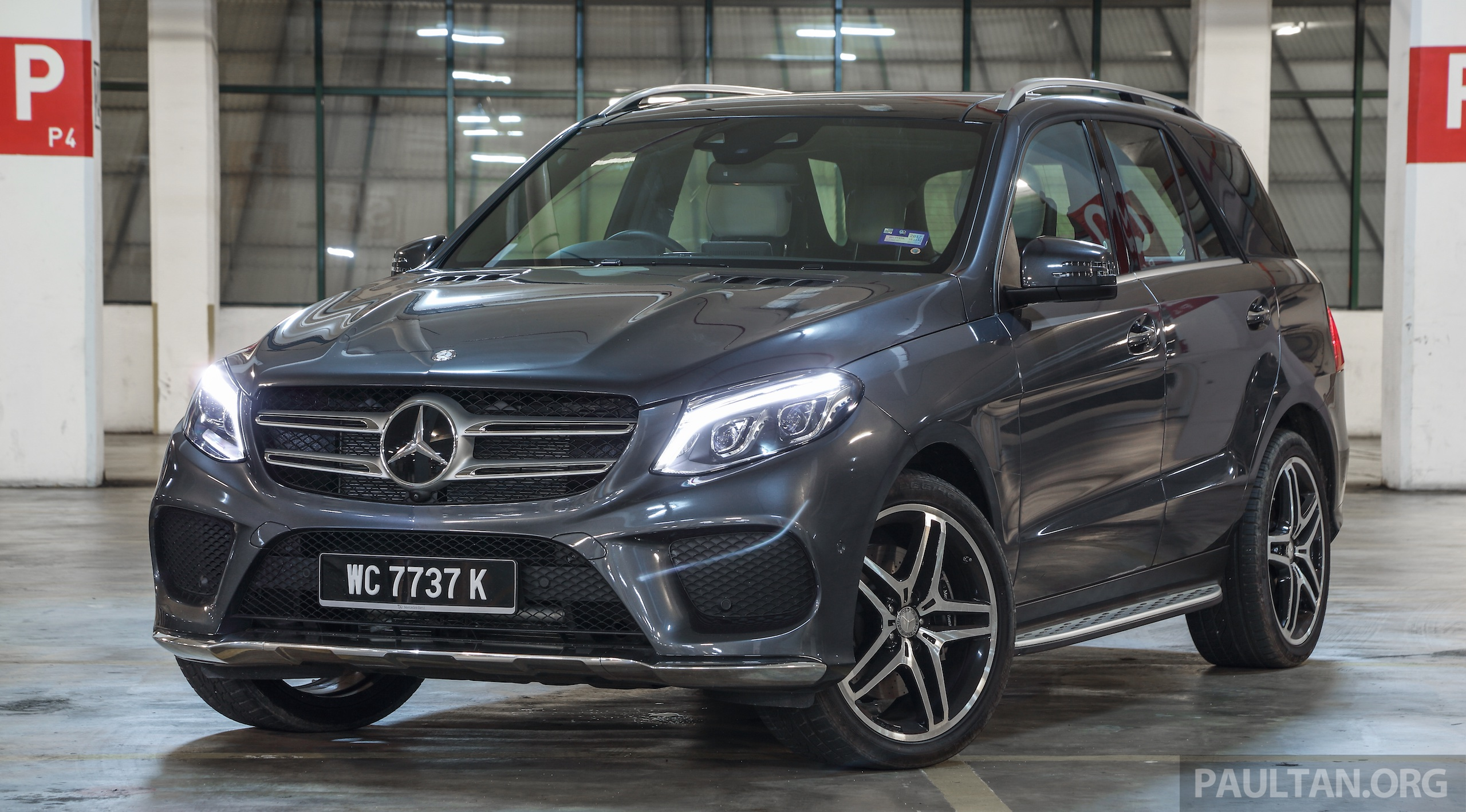 DRIVEN: Mercedes-Benz GLE 400 road trip to Kuantan Image ...
