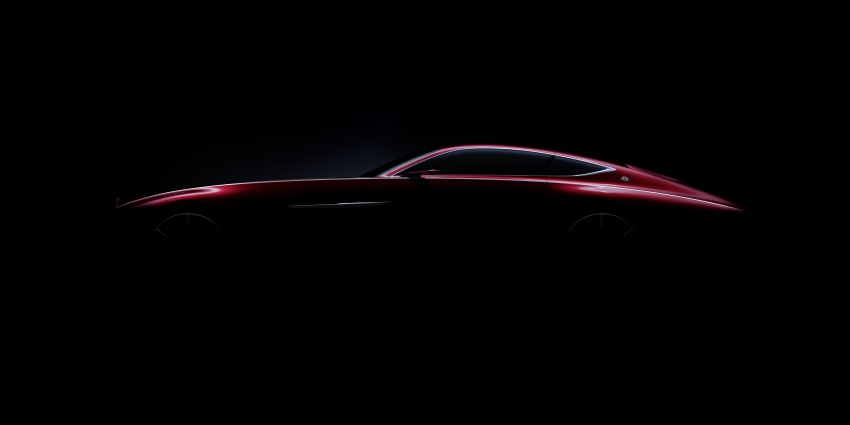 Vision Mercedes-Maybach 6 concept officially revealed Image #537287