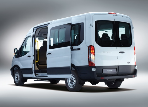 New Ford Transit 05