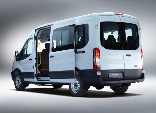 New Ford Transit 05