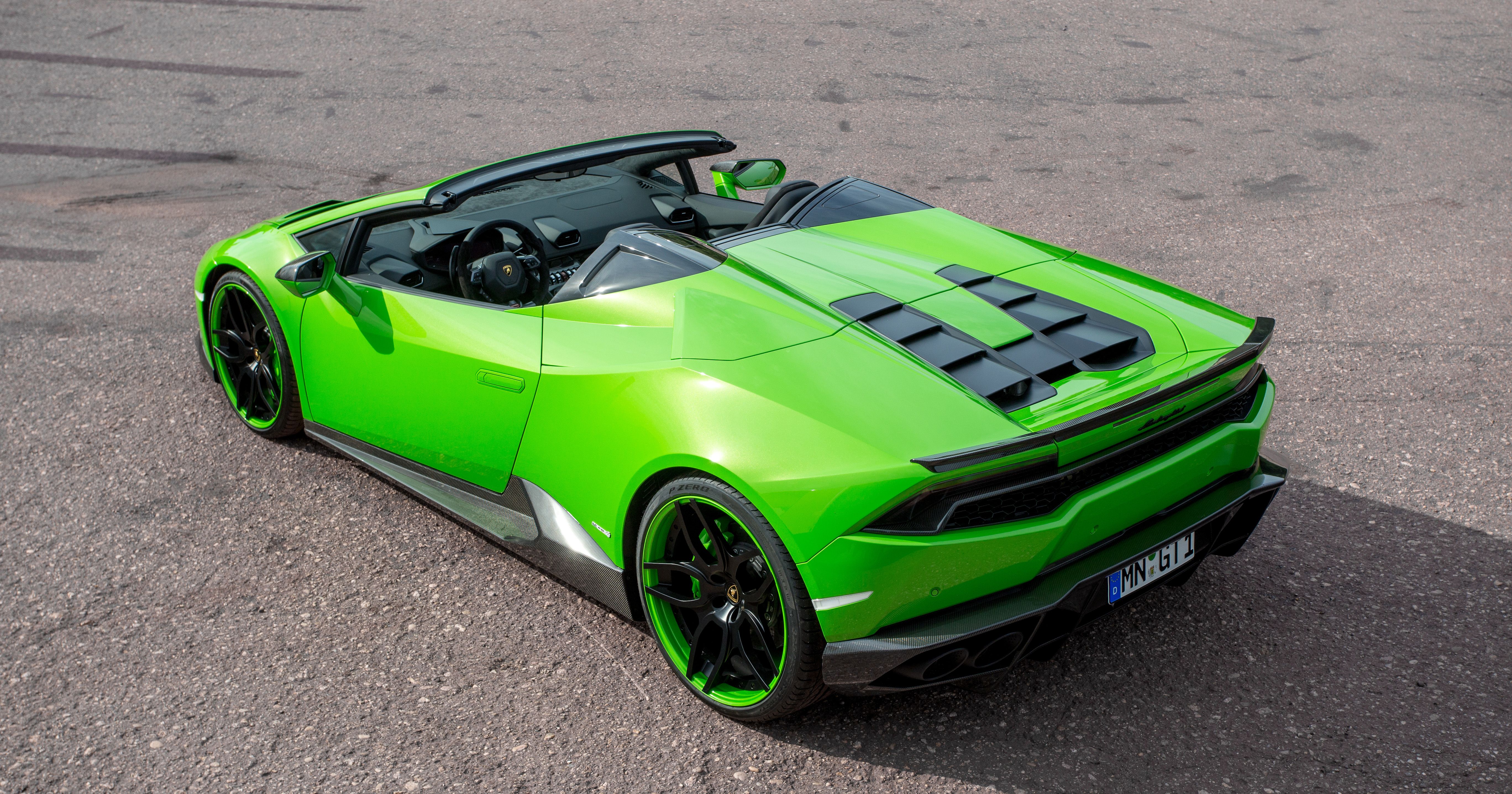 lamborghini huracan spyder gets novitec torado s touch twin supercharged v1. Black Bedroom Furniture Sets. Home Design Ideas
