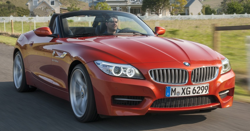 E89 BMW Z4 production ended, new model due soon? Image #541807
