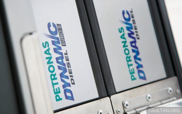 Petronas Dynamic Diesel Euro5  009