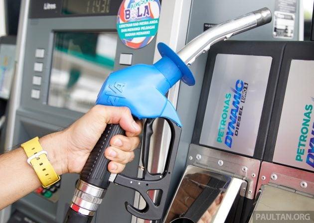 Petronas Dynamic Diesel Euro5  011