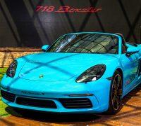 Porsche 781 Boxster Launch -12