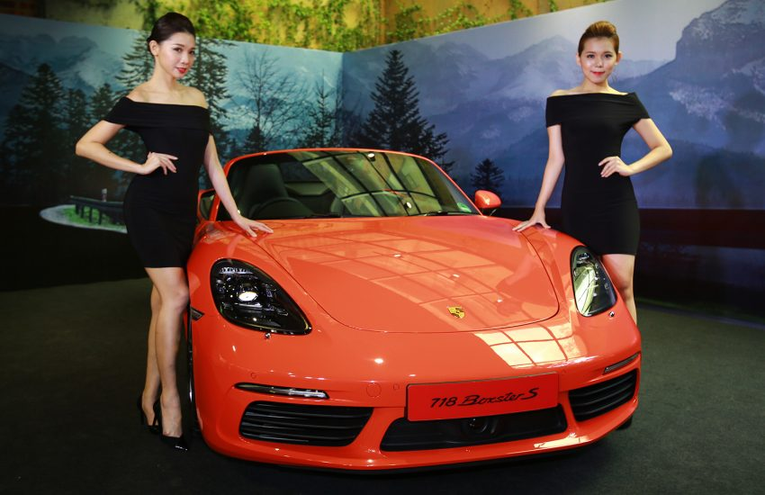 Porsche 718 Boxster launched in M'sia, from RM480k Image #528493