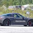 Porsche 991.2 GTS Targa 4