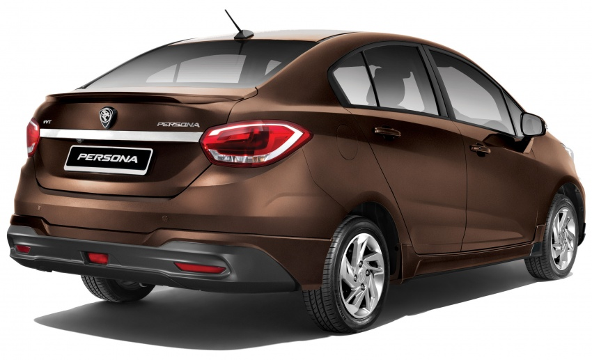 2016 Proton Persona officially launched, RM46k-60k Image #538756