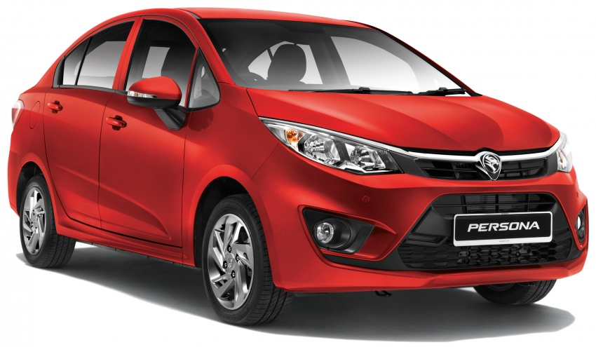 2016 Proton Persona officially launched, RM46k-60k Image #538747