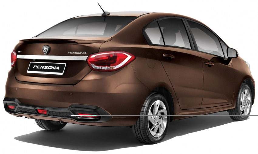 2016 Proton Persona officially launched, RM46k-60k Image #538748