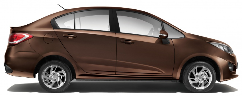 2016 Proton Persona officially launched, RM46k-60k Image #538749
