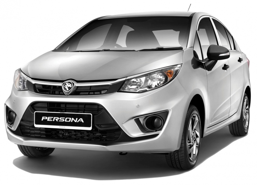 2016 Proton Persona officially launched, RM46k-60k Image #538750