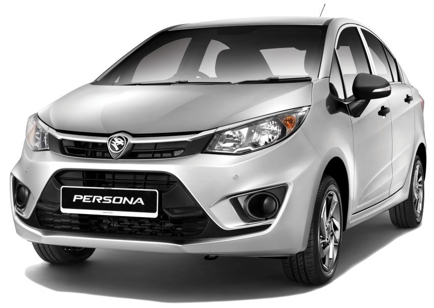 2016 Proton Persona officially launched, RM46k-60k Image #538751