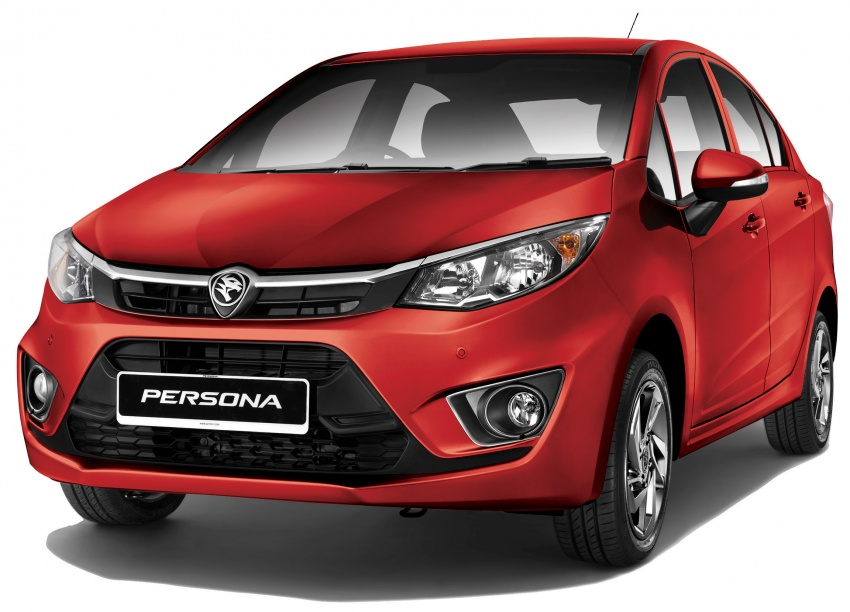 2016 Proton Persona officially launched, RM46k-60k Image #538753