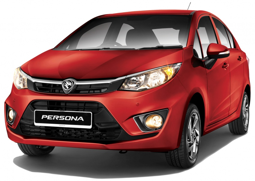 2016 Proton Persona officially launched, RM46k-60k Image #538754