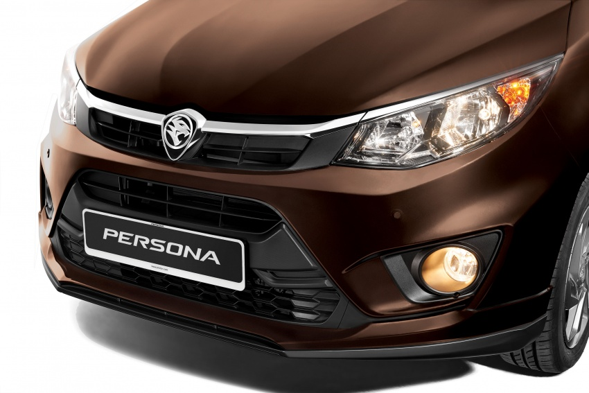 2016 Proton Persona officially launched, RM46k-60k Image #538778