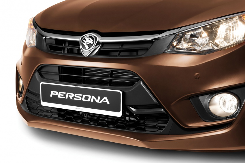 2016 Proton Persona officially launched, RM46k-60k Image #538780