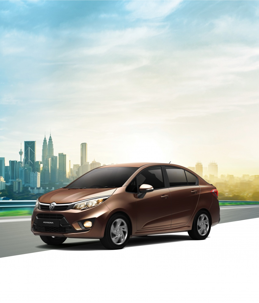 2016 Proton Persona officially launched, RM46k-60k Image #538805