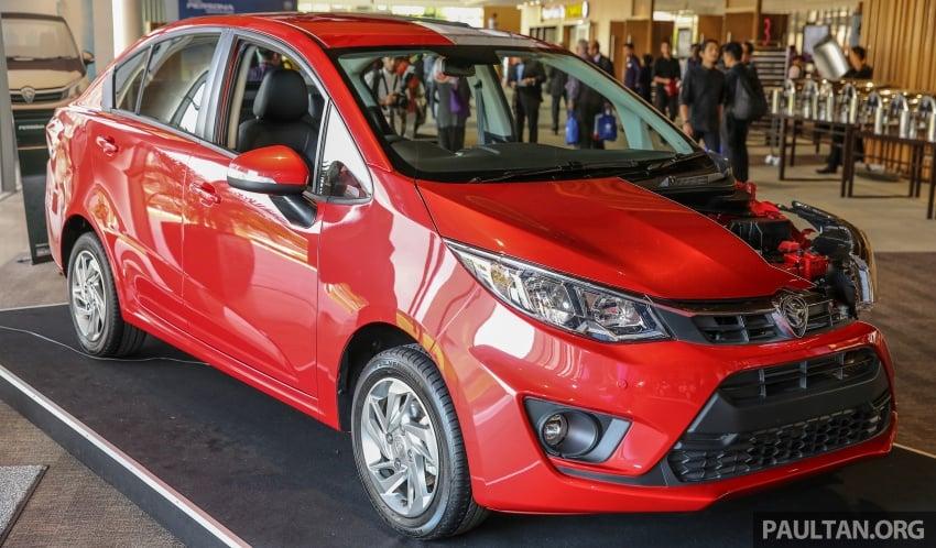New Proton Persona 5-star ASEAN NCAP body cutout Image #539588