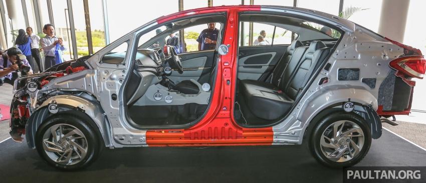 New Proton Persona 5-star ASEAN NCAP body cutout Image #539591