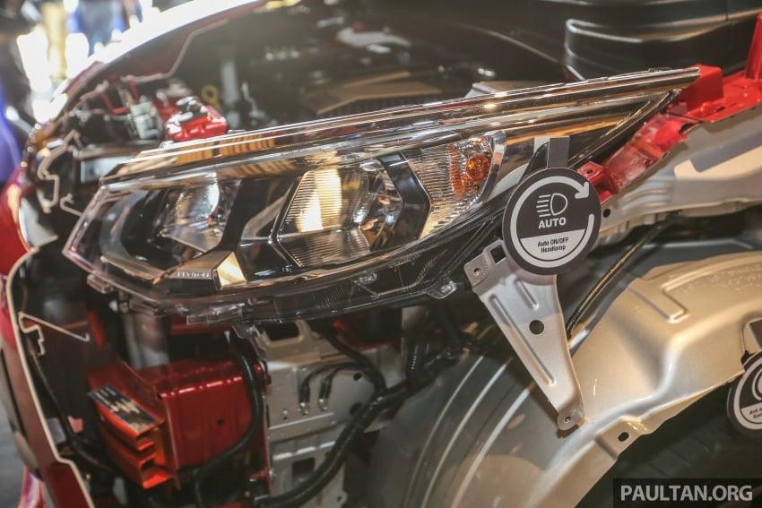 New Proton Persona 5-star ASEAN NCAP body cutout Image #539592
