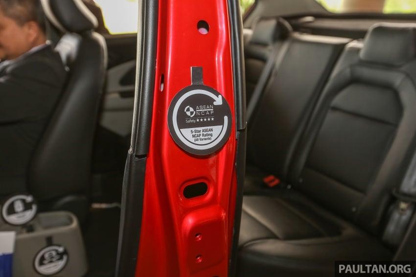 New Proton Persona 5-star ASEAN NCAP body cutout Image #539594