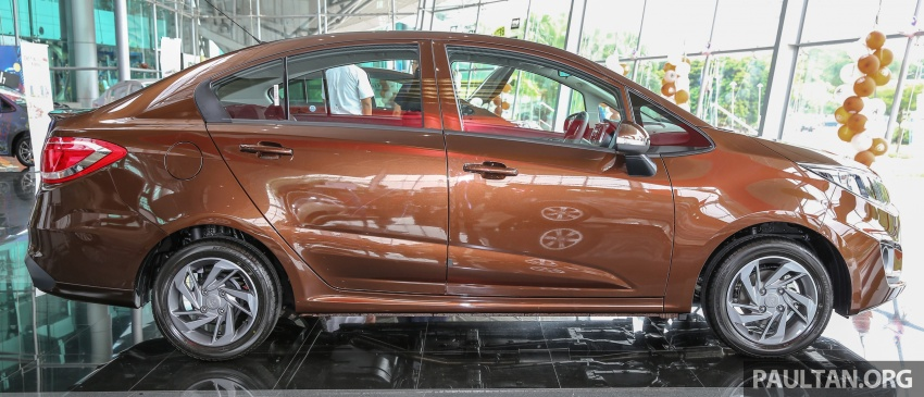 2016 Proton Persona officially launched, RM46k-60k Image #539845