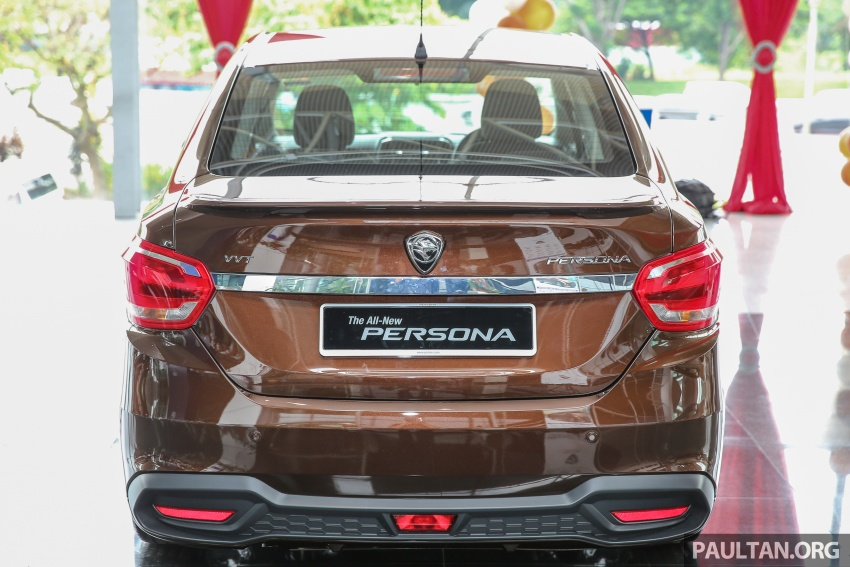 2016 Proton Persona officially launched, RM46k-60k Image #539850
