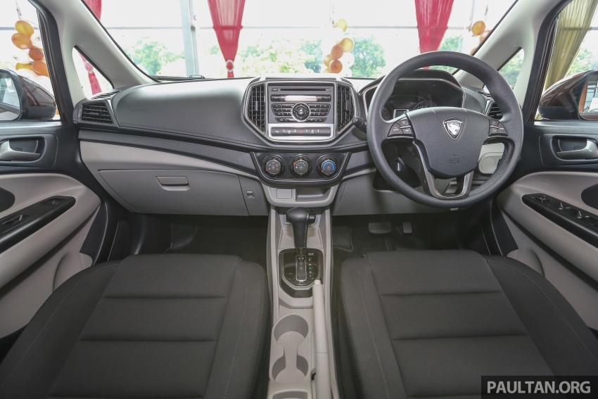 2016 Proton Persona officially launched, RM46k-60k Image #539880