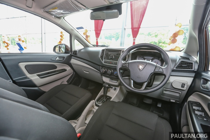 2016 Proton Persona officially launched, RM46k-60k Image #539883