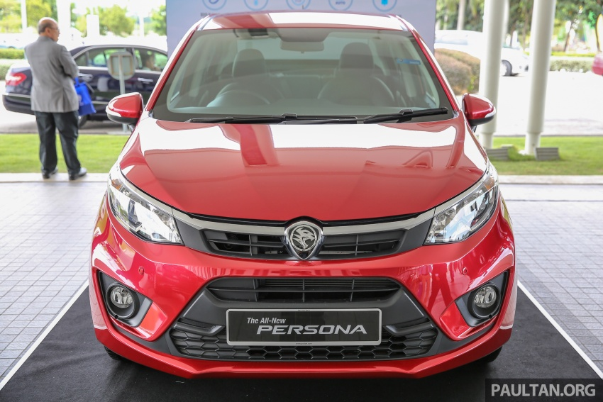 2016 Proton Persona officially launched, RM46k-60k Image #539169
