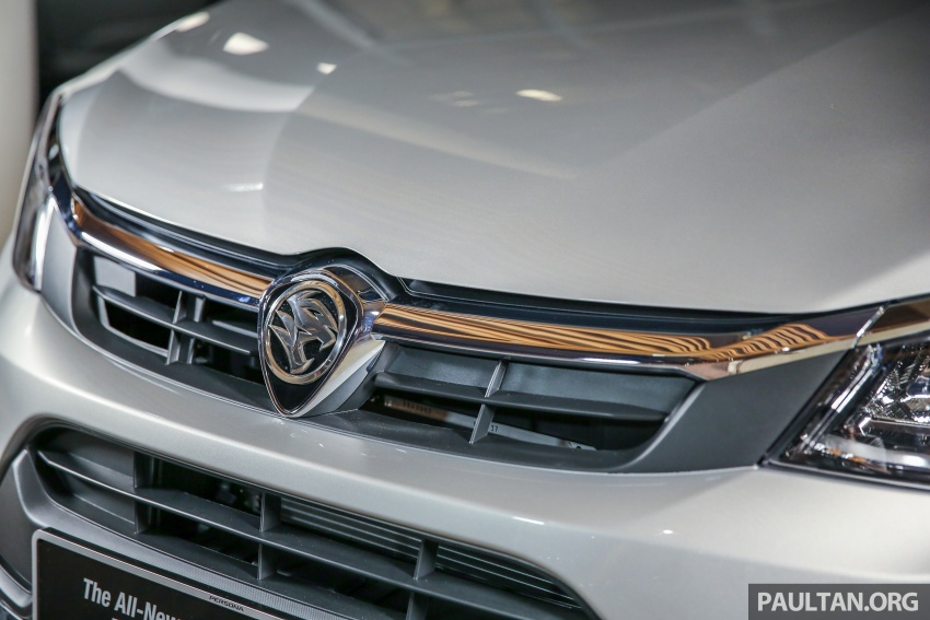2016 Proton Persona officially launched, RM46k-60k Image #538646