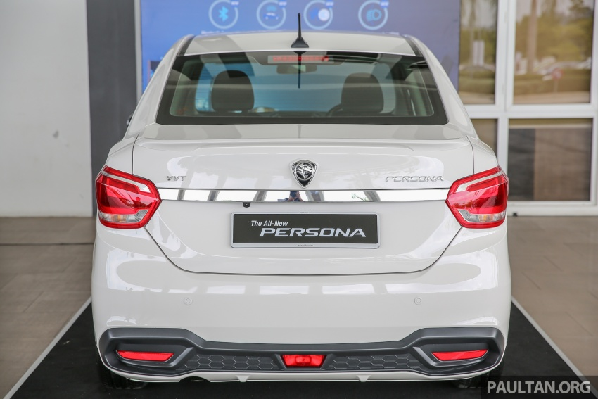 2016 Proton Persona officially launched, RM46k-60k Image #539190