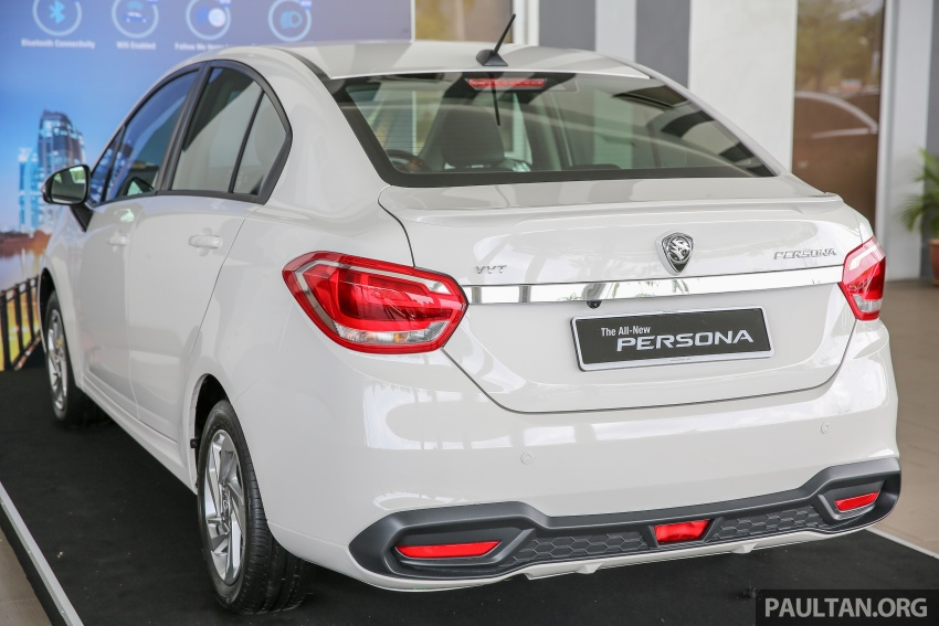 2016 Proton Persona officially launched, RM46k-60k Image #539193