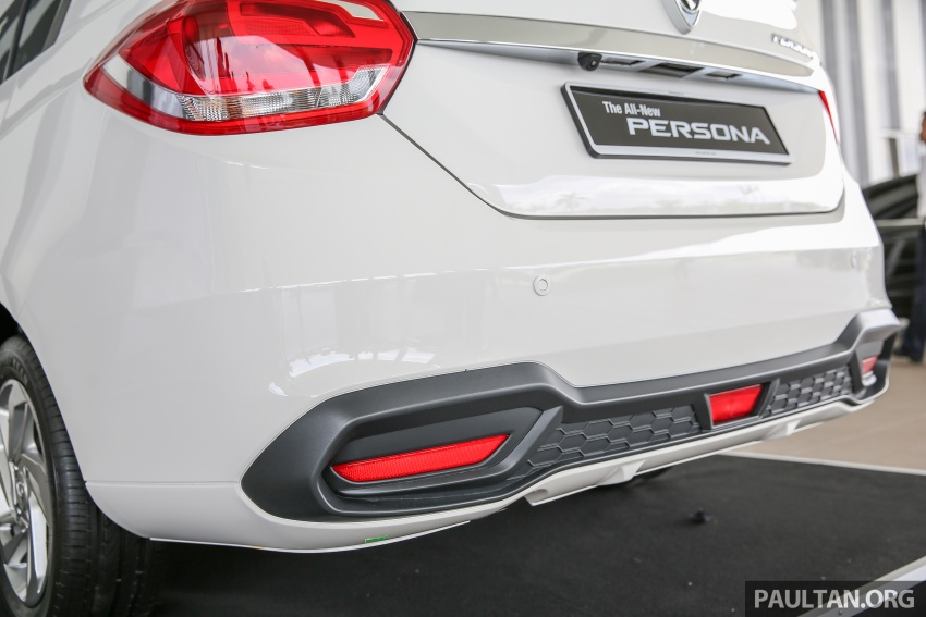 2016 Proton Persona officially launched, RM46k-60k Image #539203