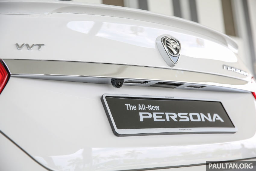 2016 Proton Persona officially launched, RM46k-60k Image #539206