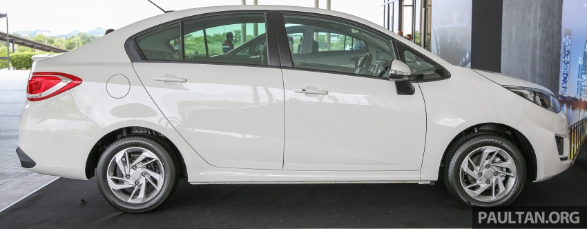 2016 Proton Persona officially launched, RM46k-60k Image #539209