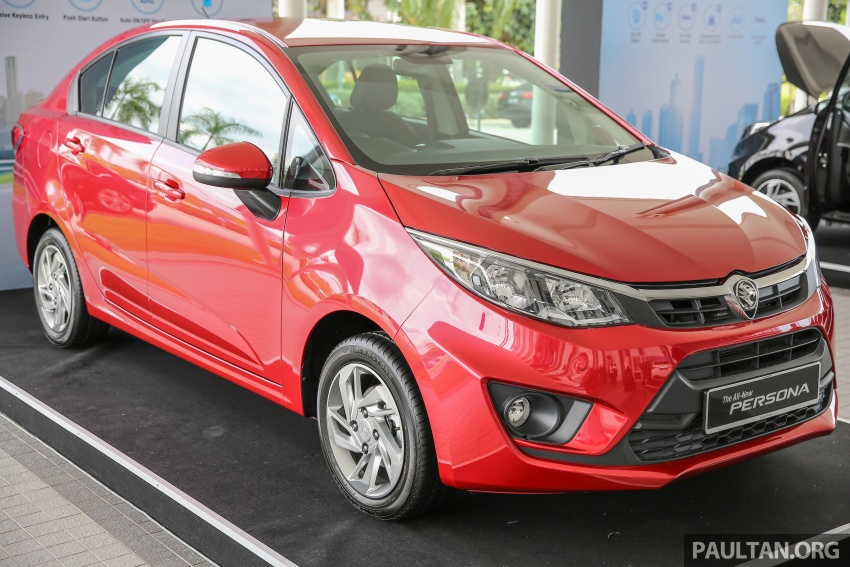 2016 Proton Persona officially launched, RM46k-60k Image #539172
