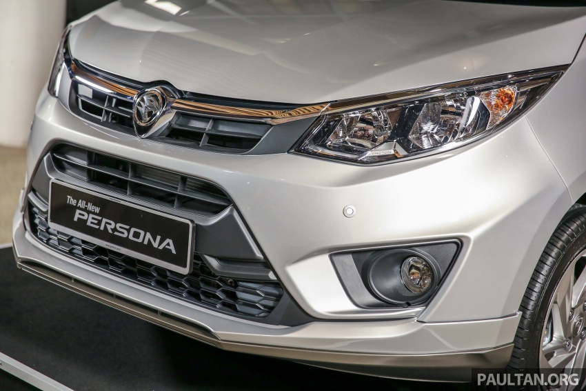 2016 Proton Persona officially launched, RM46k-60k Image #538640