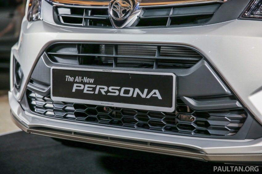 2016 Proton Persona officially launched, RM46k-60k Image #538645