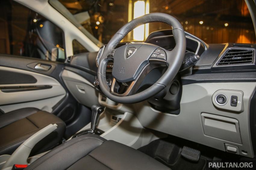 Proton Persona 2016 Secara Rasminya Dilancarkan 1 6l Vvt