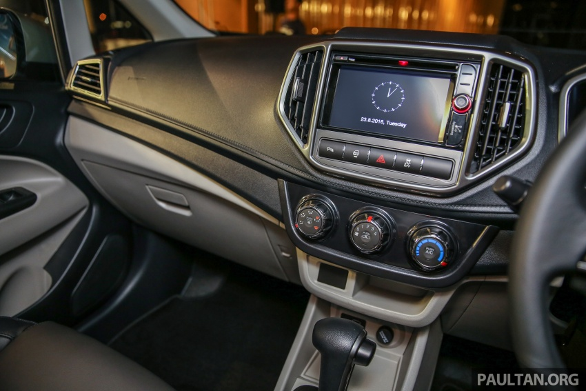 2016 Proton Persona officially launched, RM46k-60k Image #538667