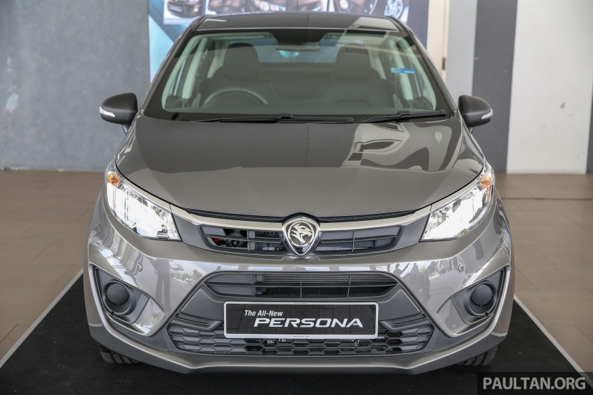 2016 Proton Persona officially launched, RM46k-60k Image #539137