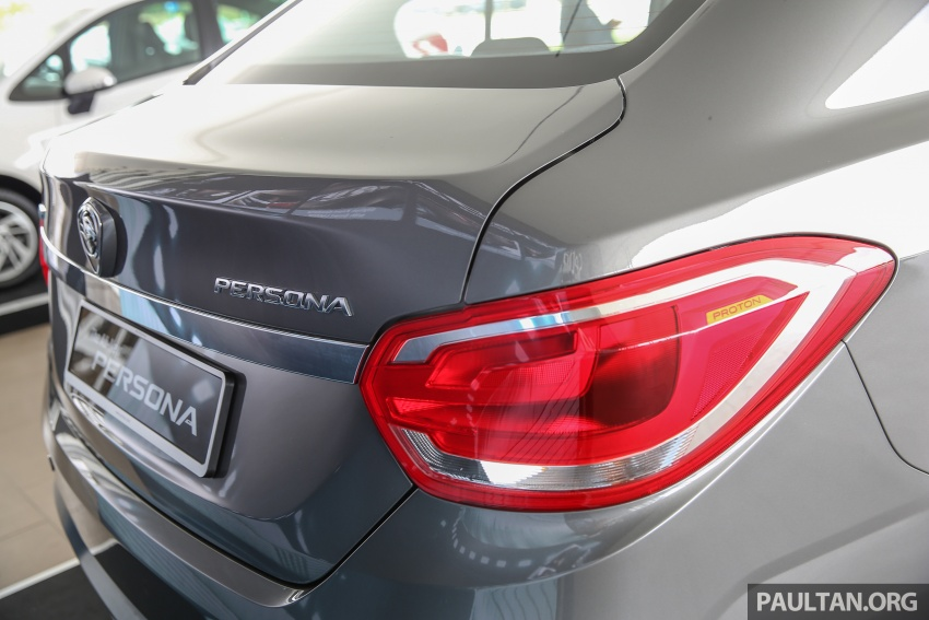 2016 Proton Persona officially launched, RM46k-60k Image #539161
