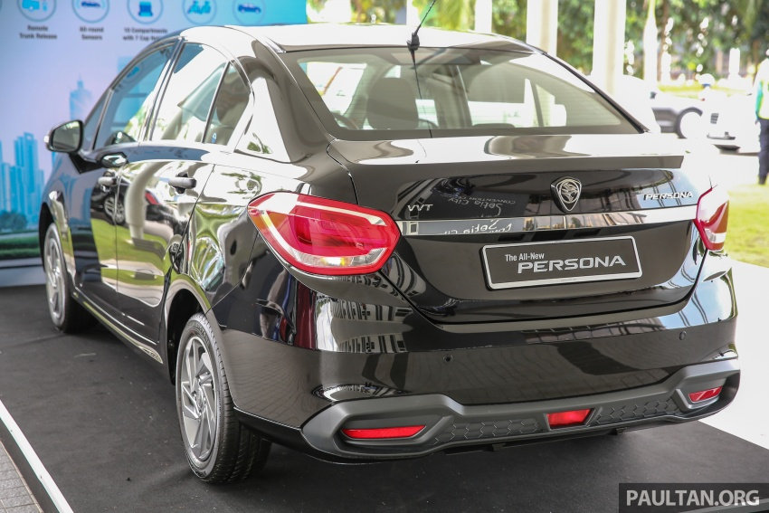 2016 Proton Persona officially launched, RM46k-60k Image #539259