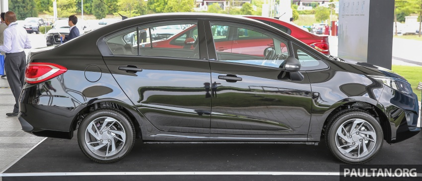 2016 Proton Persona officially launched, RM46k-60k Image #539249