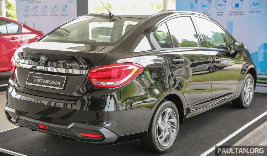 2016 Proton Persona officially launched, RM46k-60k Image #539255
